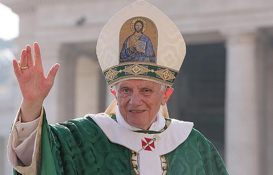 Benedykt XVI zainaugurował Rok Wiary