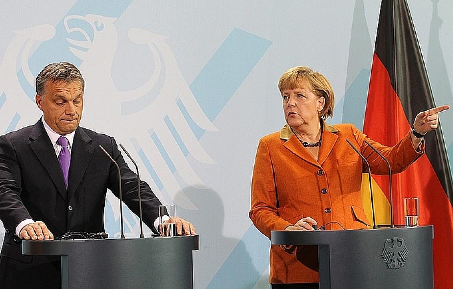 Merkel za porozumieniem ws. budżetu UE