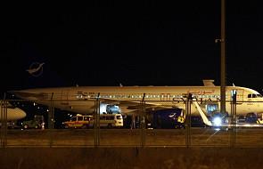 Turcy przechwycili syryjski samolot pasażerski