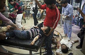 Syria: ciężkie walki, zginęło 87 żołnierzy