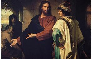 Jezus i bogaty młodzieniec - Mk 10,17-30