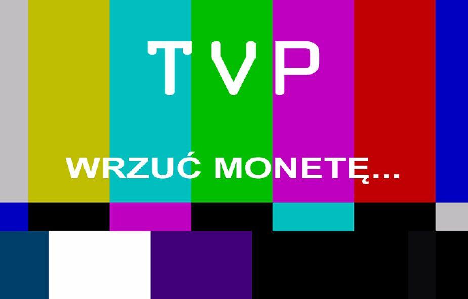 TVP - zamknij oczy i płać