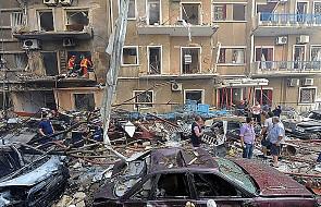 Szef wywiadu wśród zabitych w Bejrucie