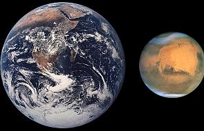 Lepiej sprawdzimy się na Marsie niż roboty