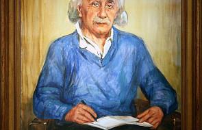 List Einsteina o Bogu i religii będzie sprzedany