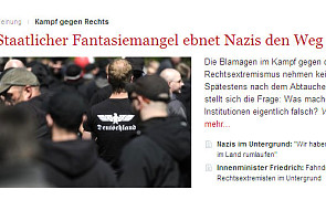 Niemieccy neonaziści nadal w podziemiu