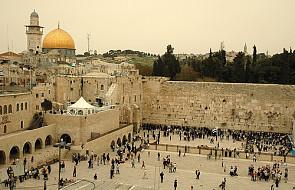 Zatrzymane za modlitwy przed Ścianą Płaczu