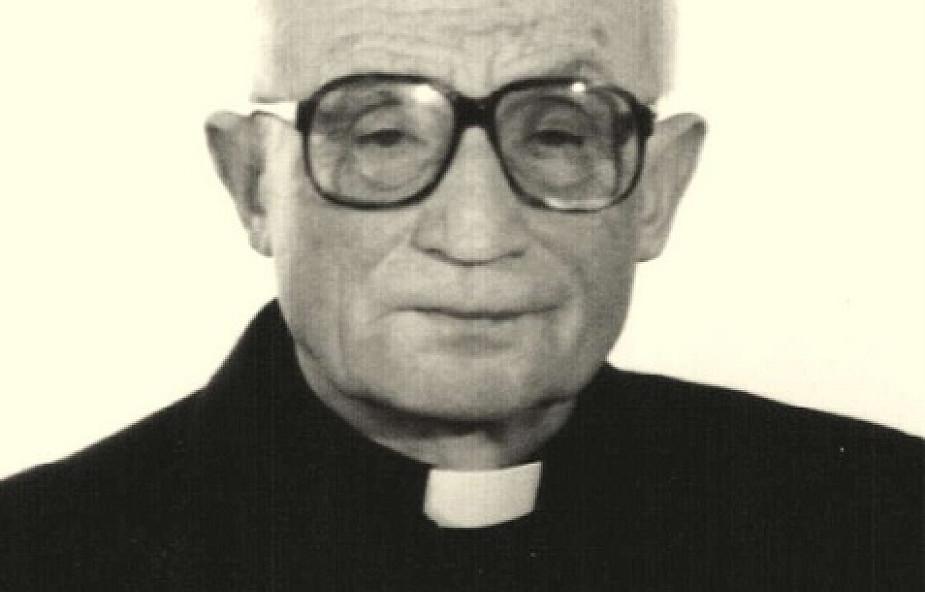 Zmarł o. Jan Piekarski - redemptorysta