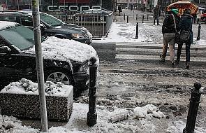 Śnieg zaskoczył. 70 tys. bez prądu
