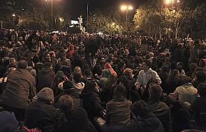 Protesty w Hiszpanii. Nie chcą oszczędności