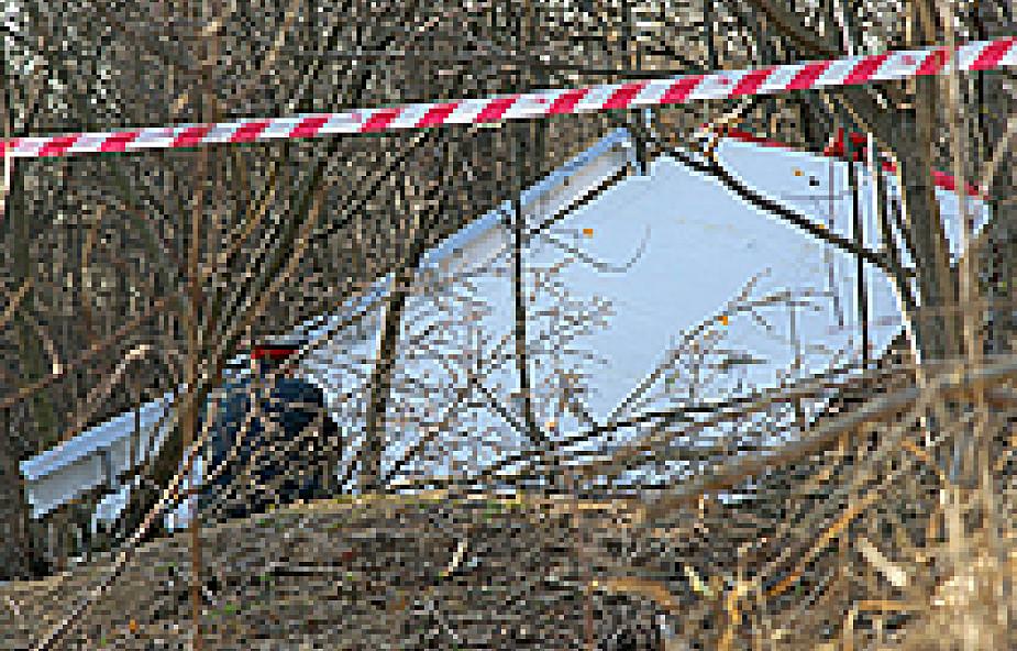 Rosja: samolotu nikt nie wysadził