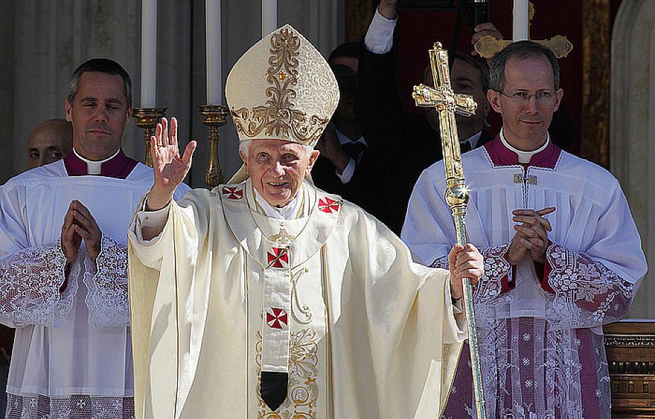 Benedykt XVI ogłosił nowych doktorów Kościoła