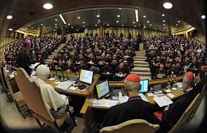 W Watykanie trwa Synod Biskupów