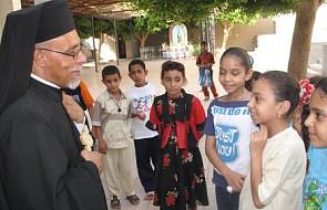 Egipski biskup dziękuje Polakom za wsparcie