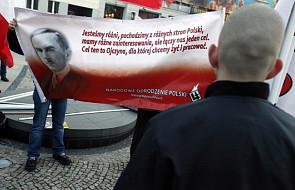Białystok: Marsze przed Świętem Niepodległości