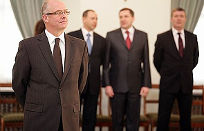 Czy premier przyjmie sprawozdanie Seremeta?