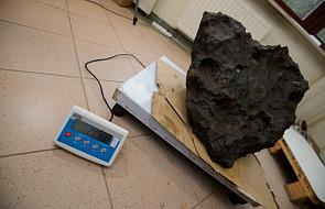 261 kg - największy w Polsce meteoryt