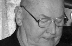 Zmarł biblista ks. prof. Józef Kudasiewicz