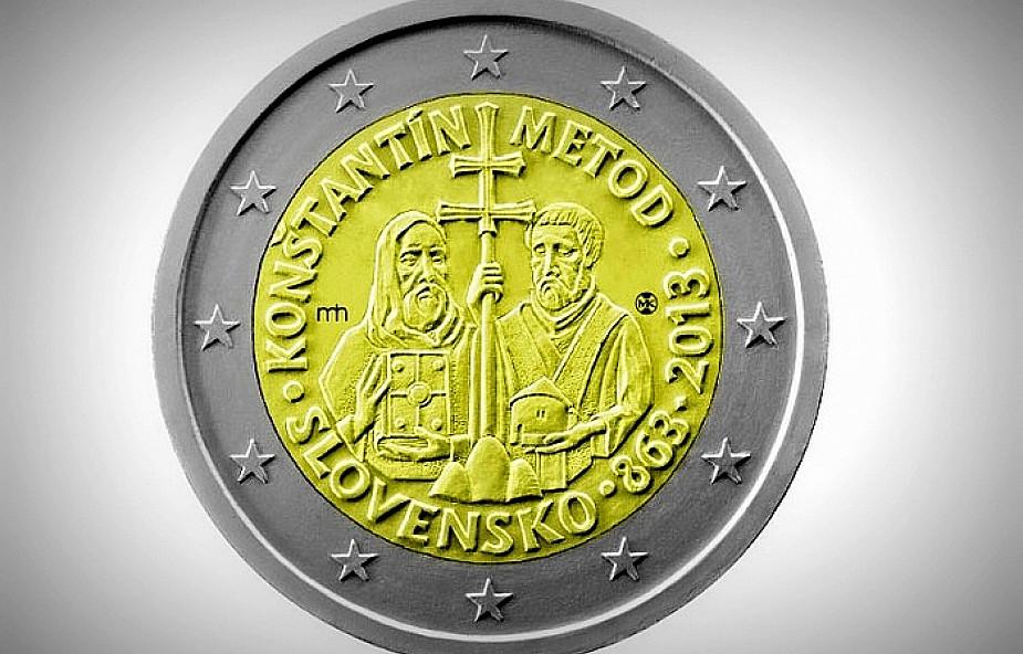 Święci Cyryl i Metody bez krzyży i aureol