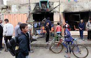 Kolejne krwawe zamachy na szyitów w Iraku