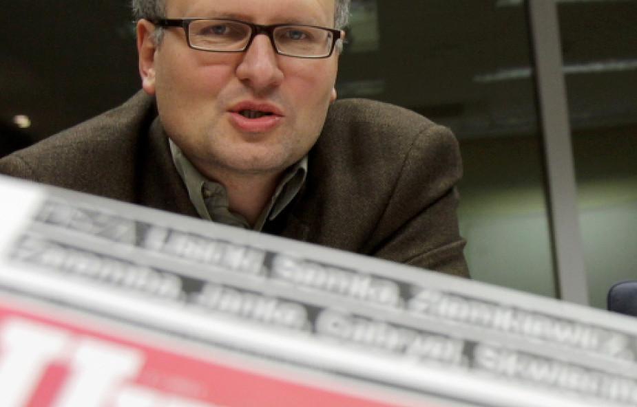 Zwolnienie Lisickiego - protestuje SDP