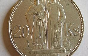 Aureole i krzyże wracają na słowackie monety