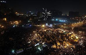 Egipt: Masowe protesty z powodu konstytucji