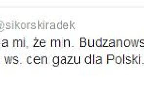 """""""Twittujący"""" minister Sikorski złamał prawo?"""