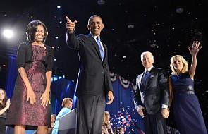 Gratulacje dla Obamy z powodu reelekcji