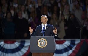 Obama dziękuje i wzywa Amerykę do jedności