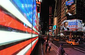 Nowy Jork wybral Obamę. Mała rola polonii