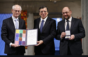 W Oslo wręczono Pokojową Nagrodę Nobla