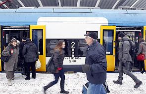 Kolejny dzień utrudnień na kolei w woj. śląskim
