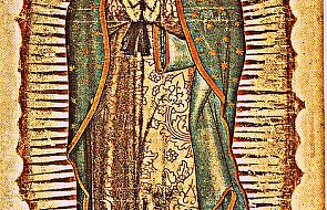 Minuta ze świętym - Matka Boża z Guadalupe