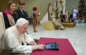 Papież wysłał pierwszego tweeta