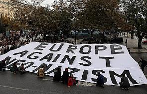 """Ateny: Protest """"Powstrzymać neonazistów!"""""""