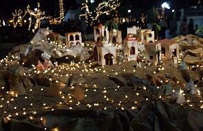 Świąteczny nastrój w mieście narodzin Jezusa
