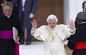 """Benedykt XVI w """"Financial Times"""""""