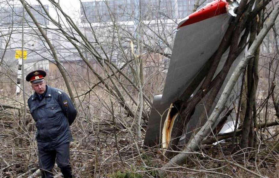 MSZ ws. działań na rzecz zwrotu wraku Tu-154M