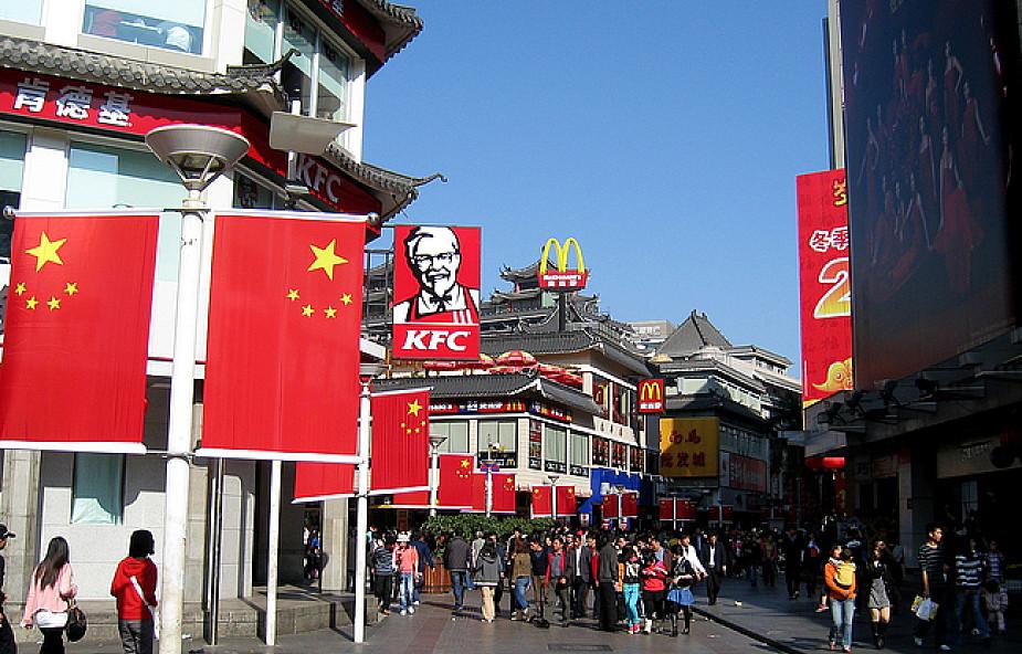 Święta w Chinach to czas na imprezy i zakupy