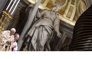 Jak dwaj Niemcy jednoczą Kościół