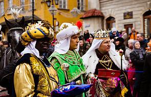 Orszak Trzech Króli w kilkudziesięciu miastach