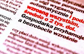 Dziennikarze o wolności prasy w Polsce