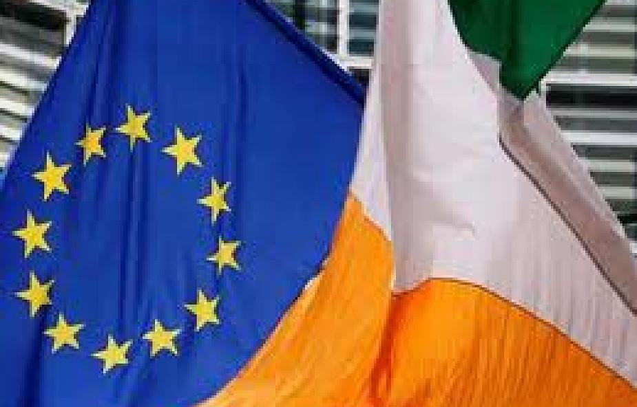 Zadłużona Irlandia - obejmuje prezydencję