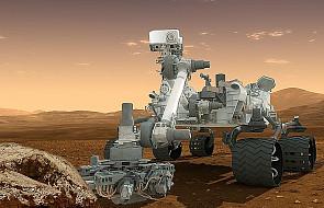 Curiosity znalazł na Marsie ślady węgla