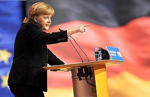 Merkel kolejny raz przewodniczącą CDU