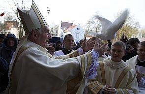 Pelplin: ingres biskupa Ryszarda Kasyny
