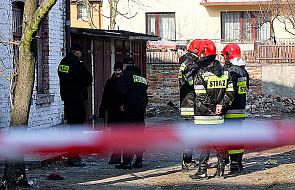 Jedna osoba zginęła w wyniku wybuchu pieca