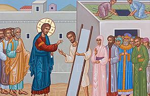 Jezus, widząc ich wiarę...- Mk 2, 1-12