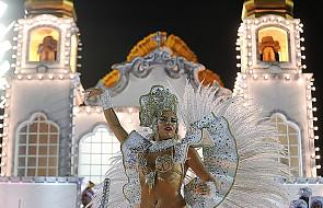 Karnawał w Rio: Ruszyła defilada szkół samby